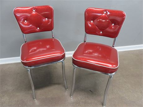 Retro Kitchen Chairs by Richardson Seating