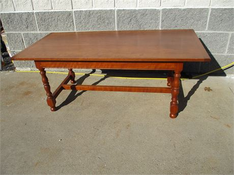 CLASSIC COFFEE TABLE BY ELDRED WHEELER