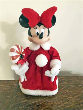 Animated Minnie Mouse