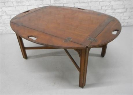 BUTLER'S COFFEE TABLE