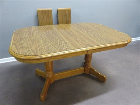 COCHRANE Thresher Dining Table