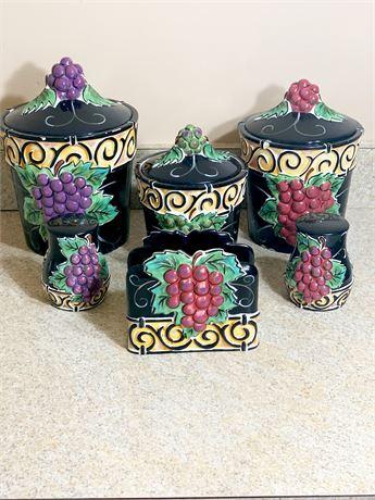 Stone Lite Condiment Set